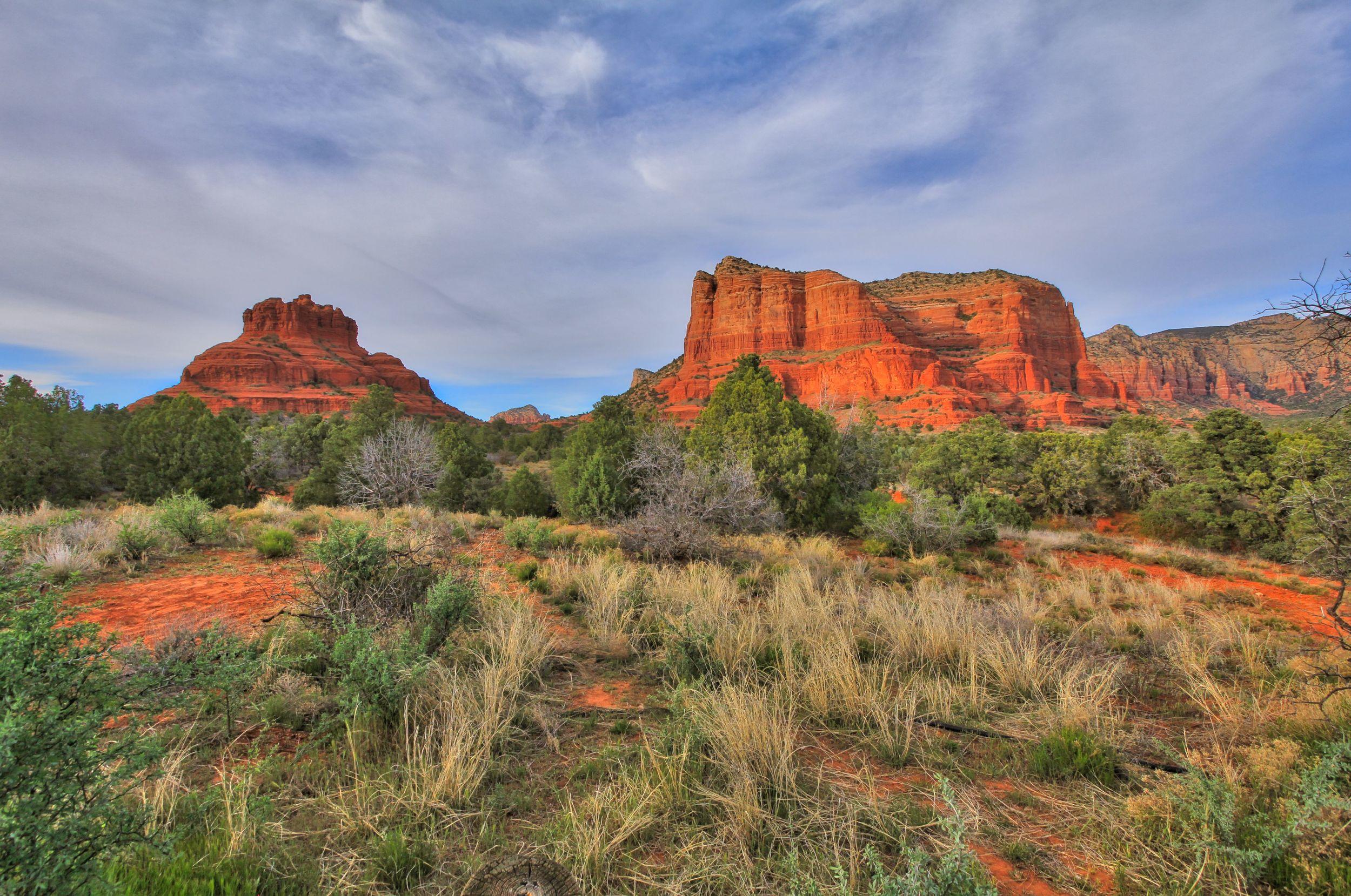 Bell Rock Sedona Arizona Jon Courville