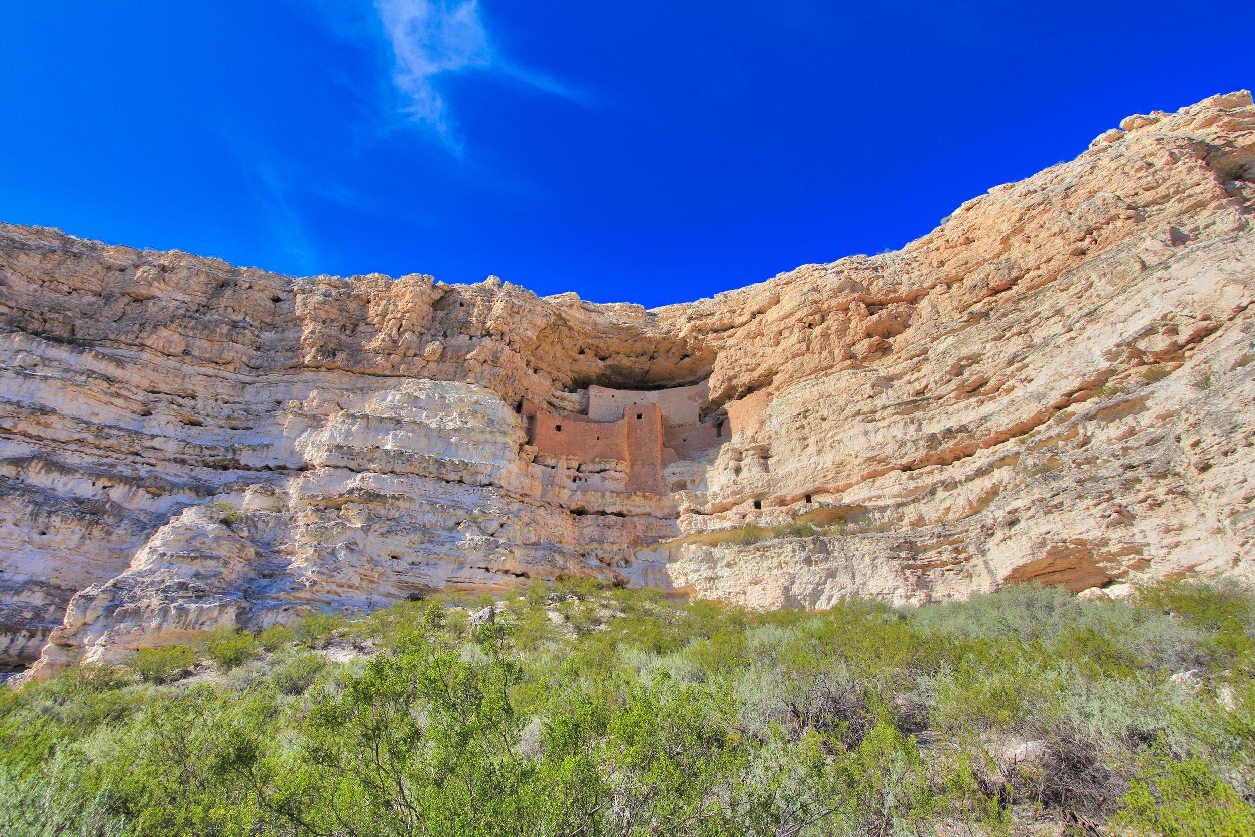 Montezuma Castle Arizona Jon Courville