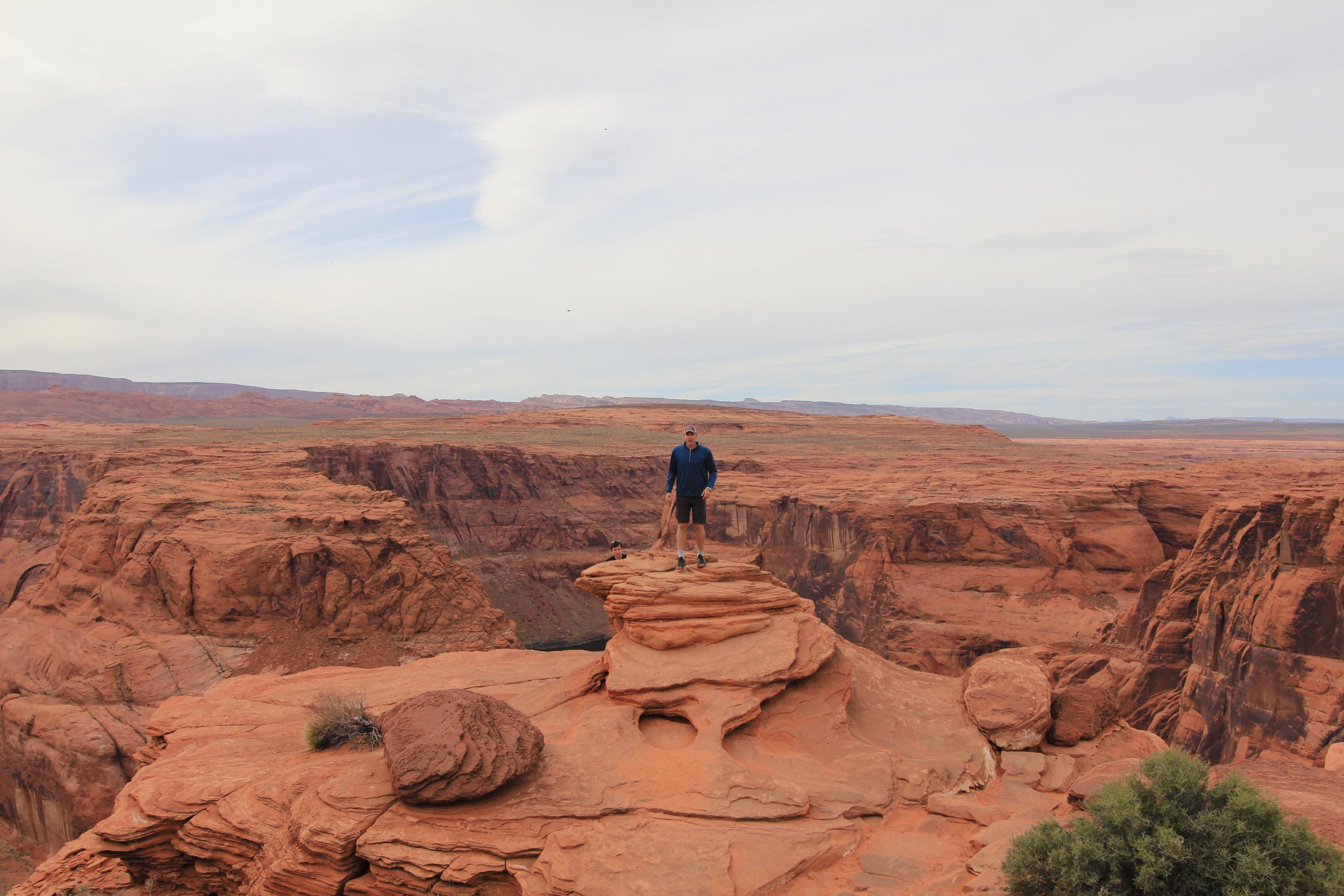 Horseshoe bend, Arizona, Jon Courville Photography