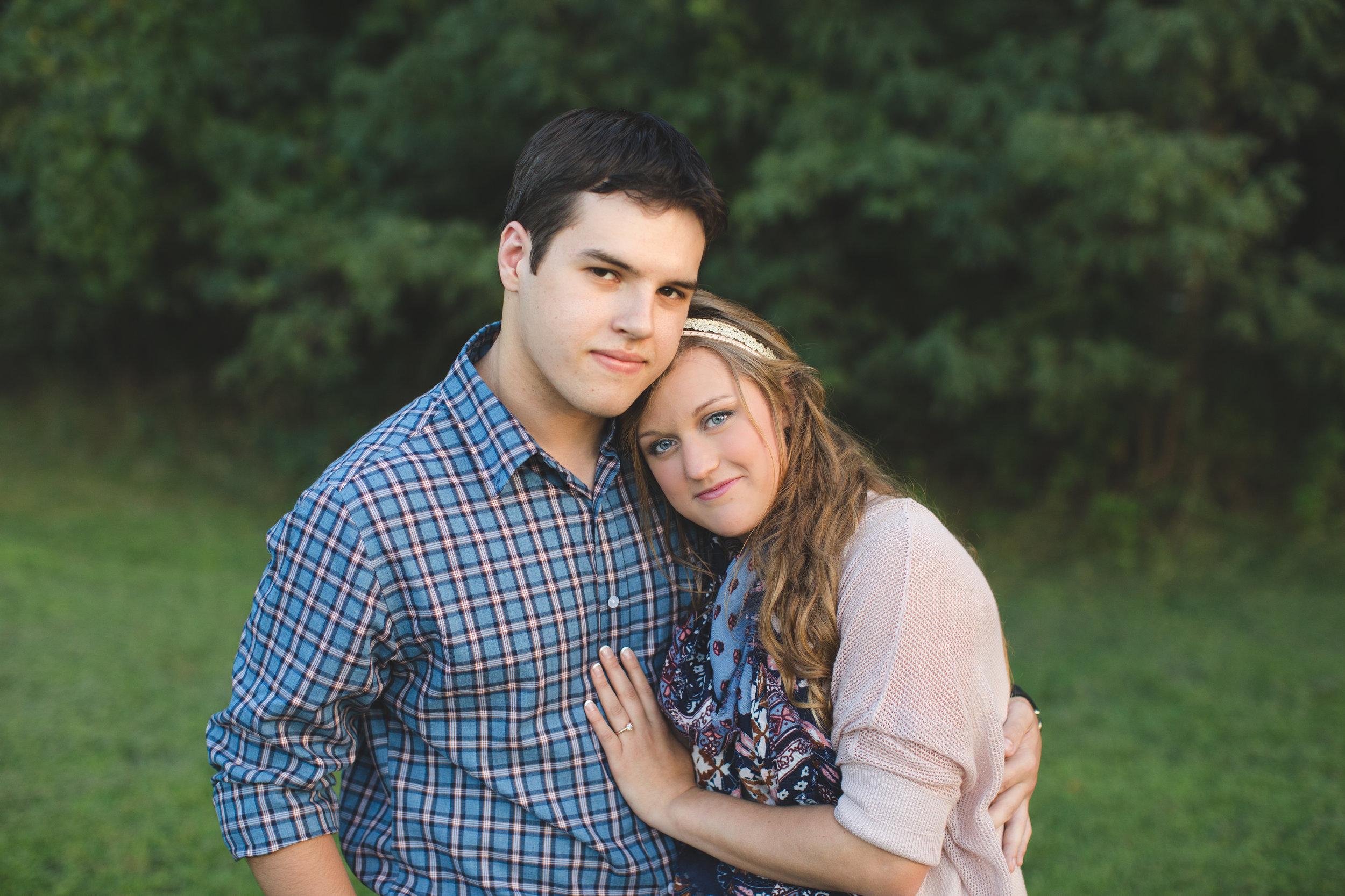 Charlotte, NC, Engagement Photos - Jon Courville Photography
