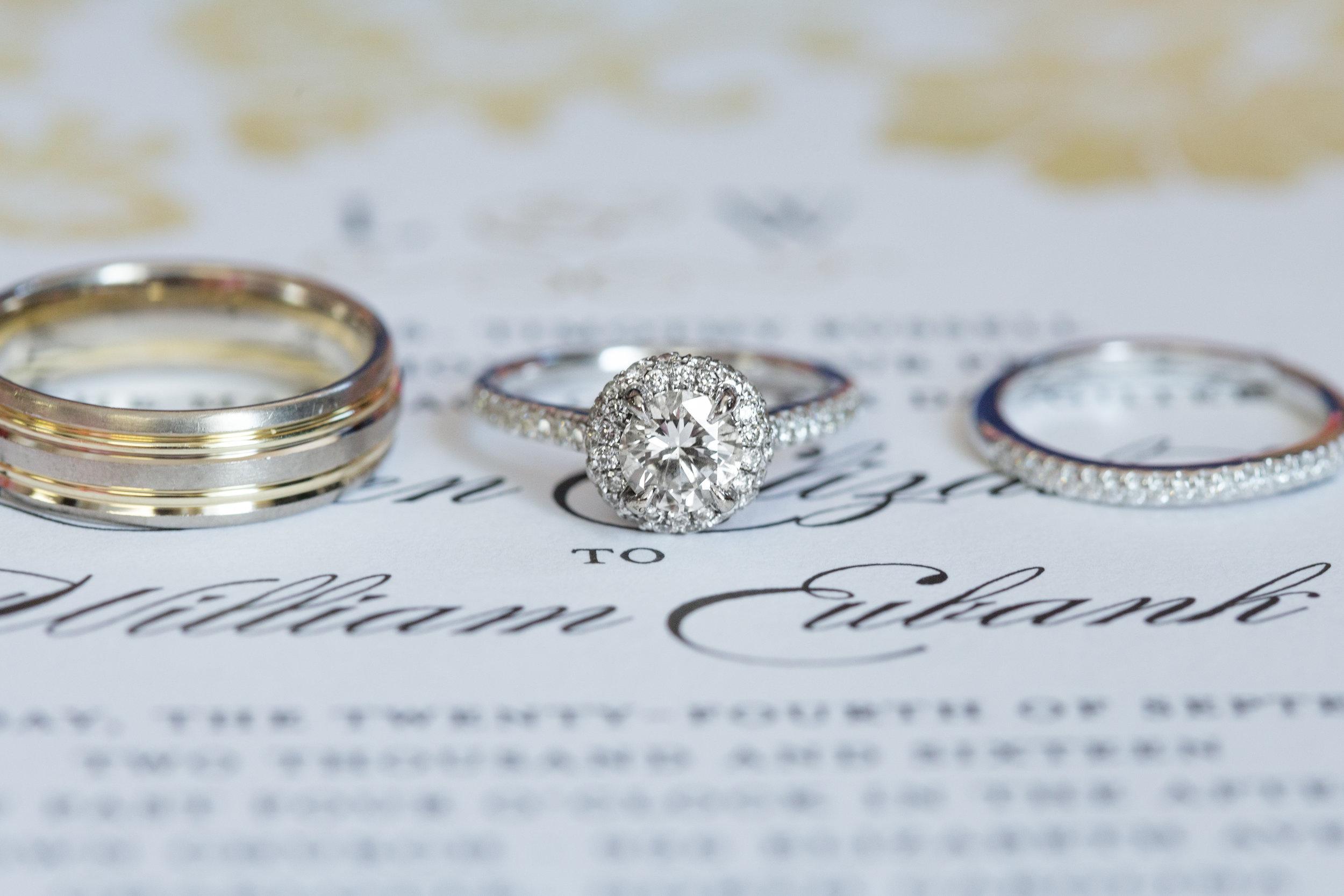 Wedding Rings Jon Courville Photography