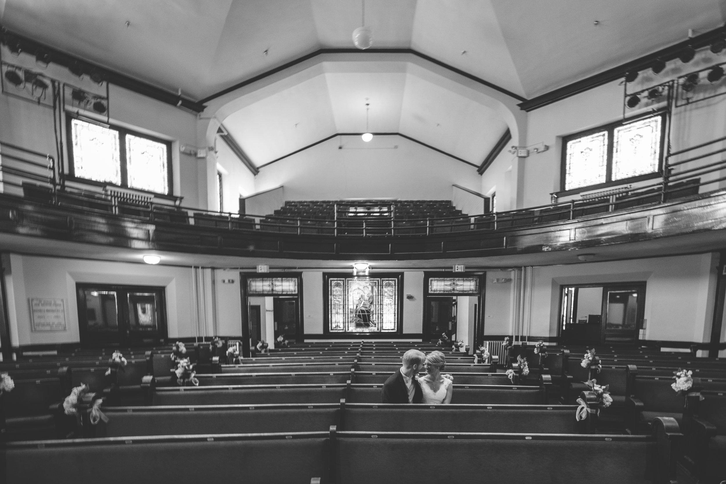 Uptown Church Jon Courville Photography