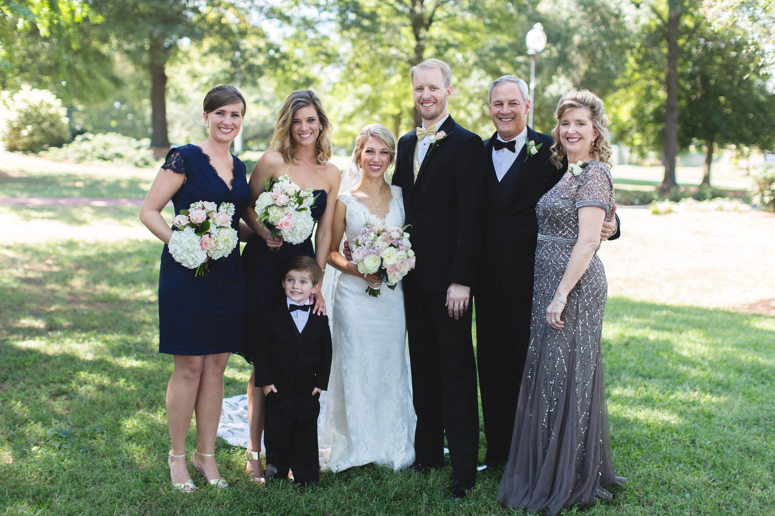 Charlotte Wedding, Jon Courville Photography