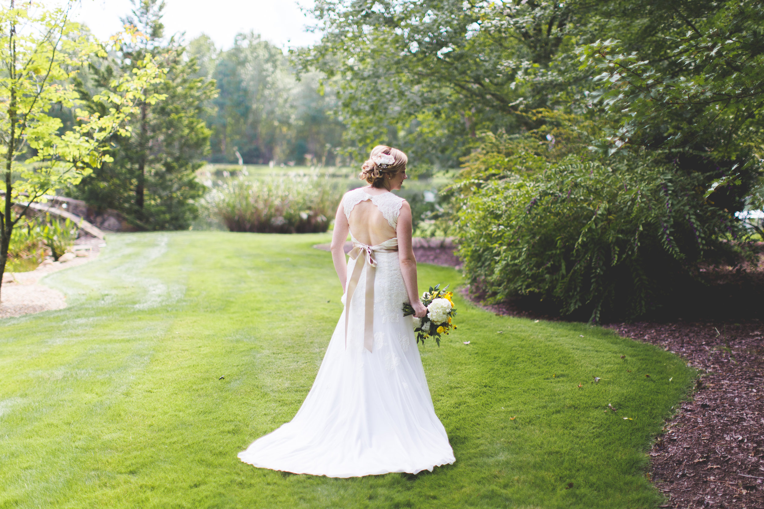 Copy of Bridals on the lawn