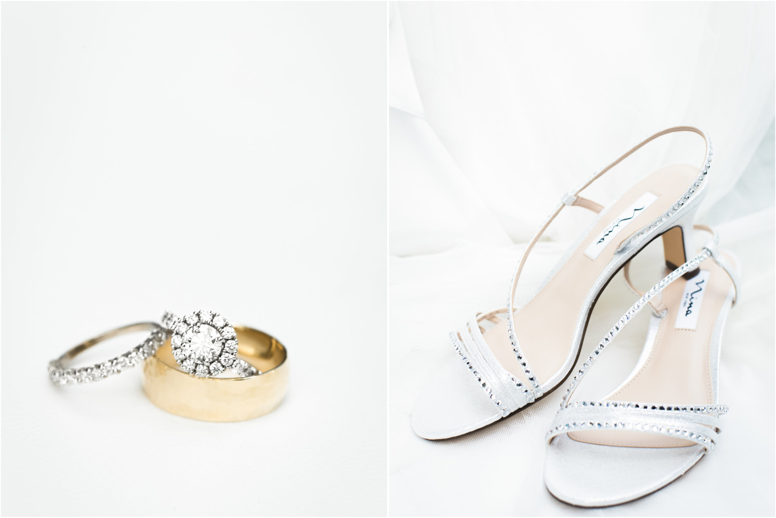Copy of Wedding Rings and Shoes