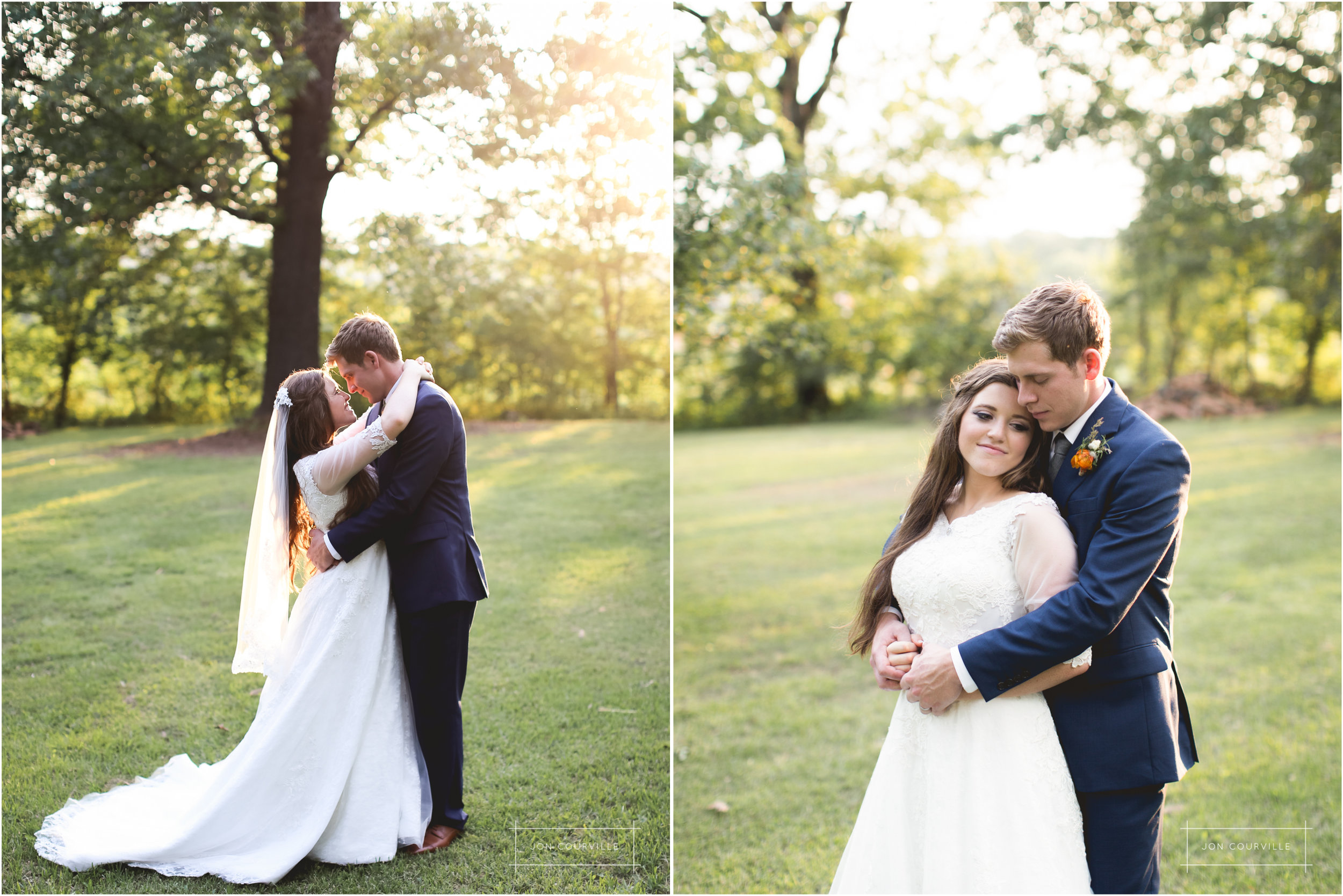 Joy Anna Duggar and Austin Forsyth Wedding