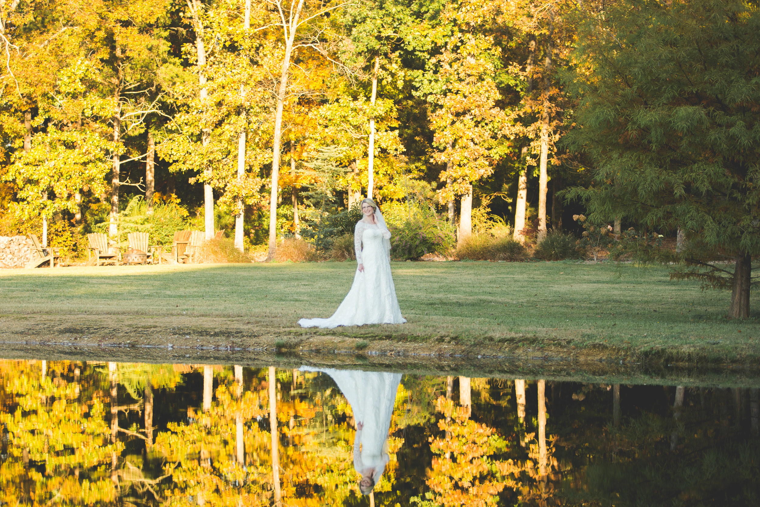 Morning Glory Farm Weddings and Events Bridal Session