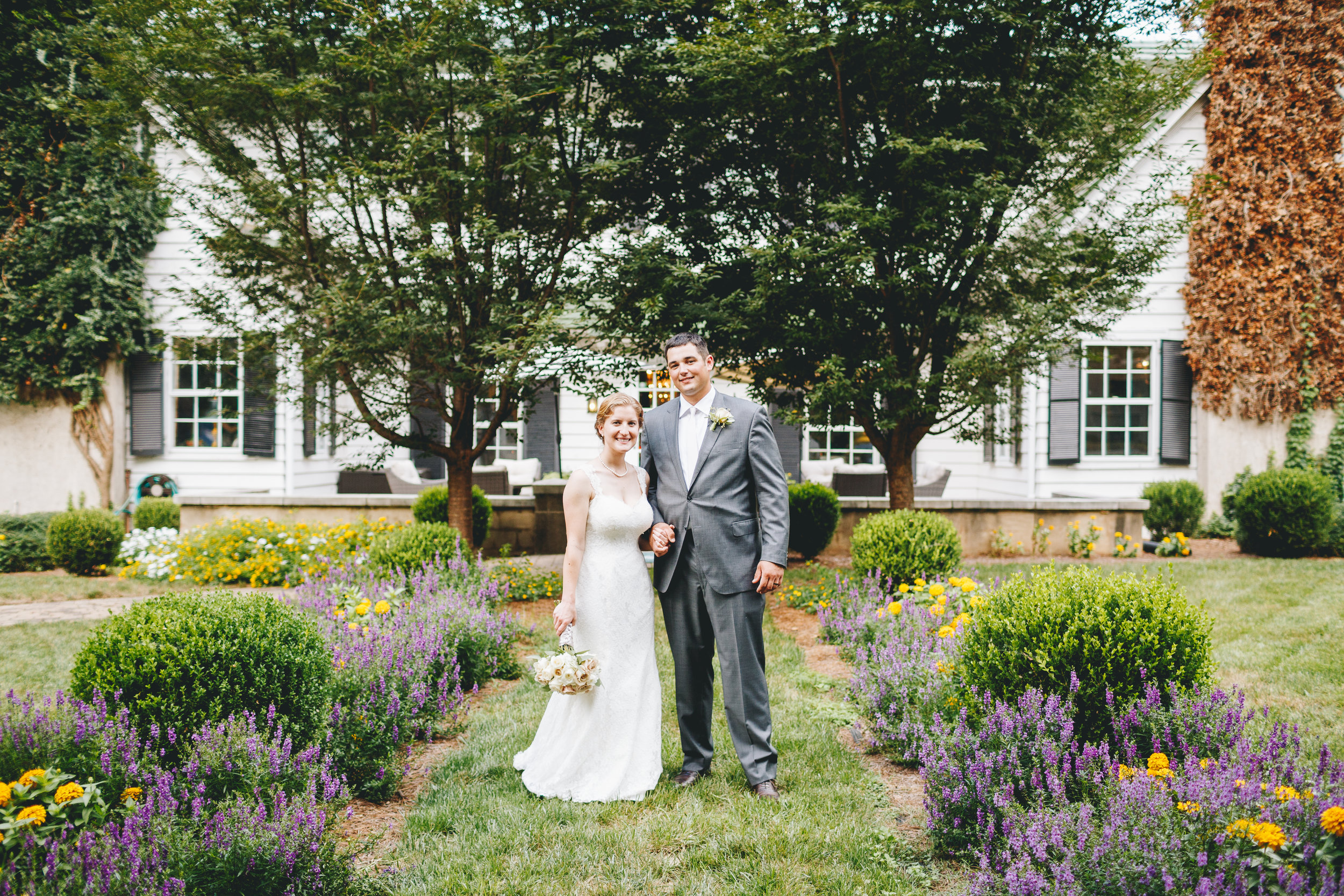 The Morehead Inn wedding