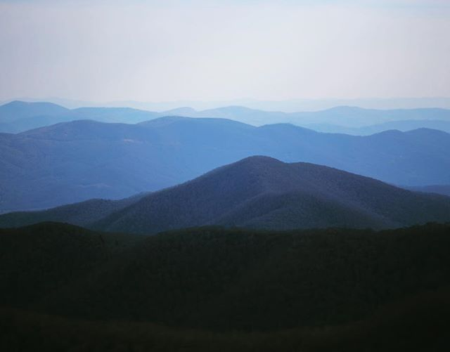 #blueridgemountains