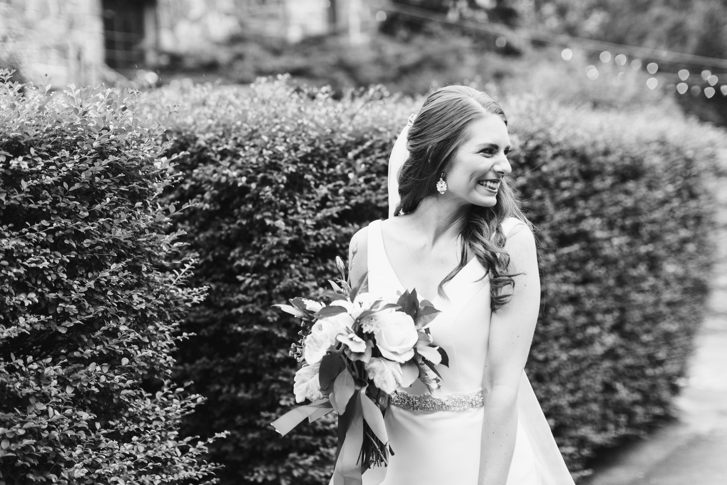 elegant Bridal portraits
