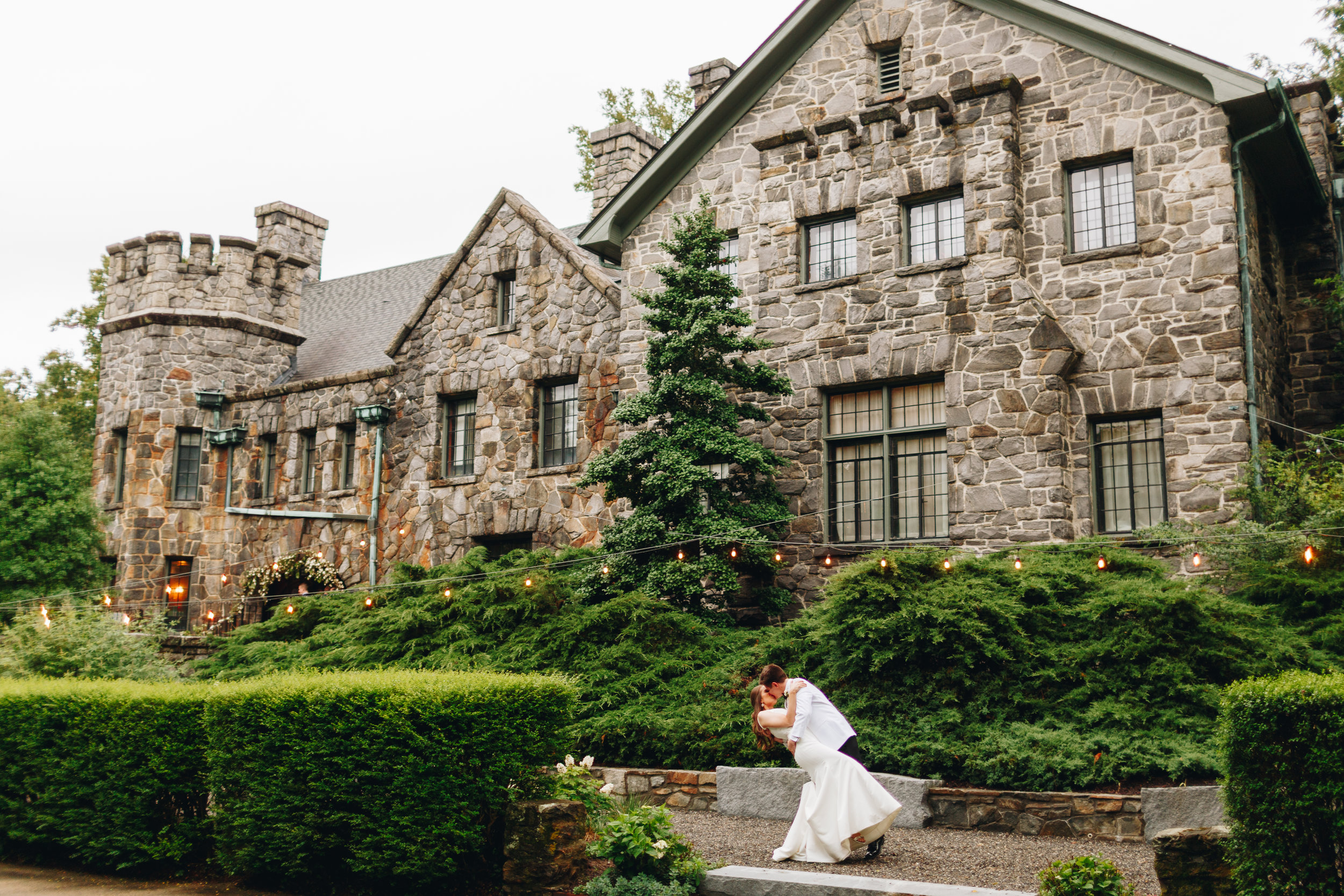 Homewood Asheville Wedding