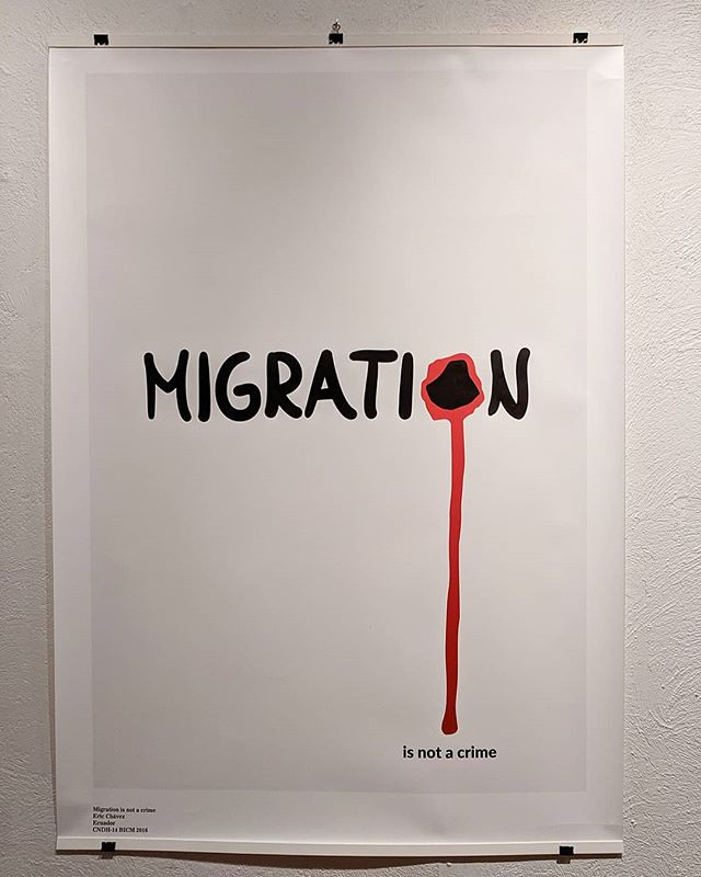 #migrationisnotacrime #posterdesign #immigration