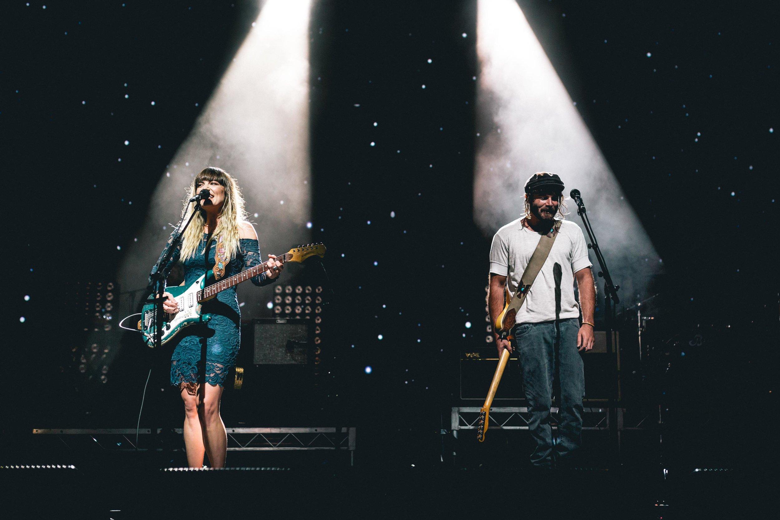 Angus & Julia Stone - Riverstage