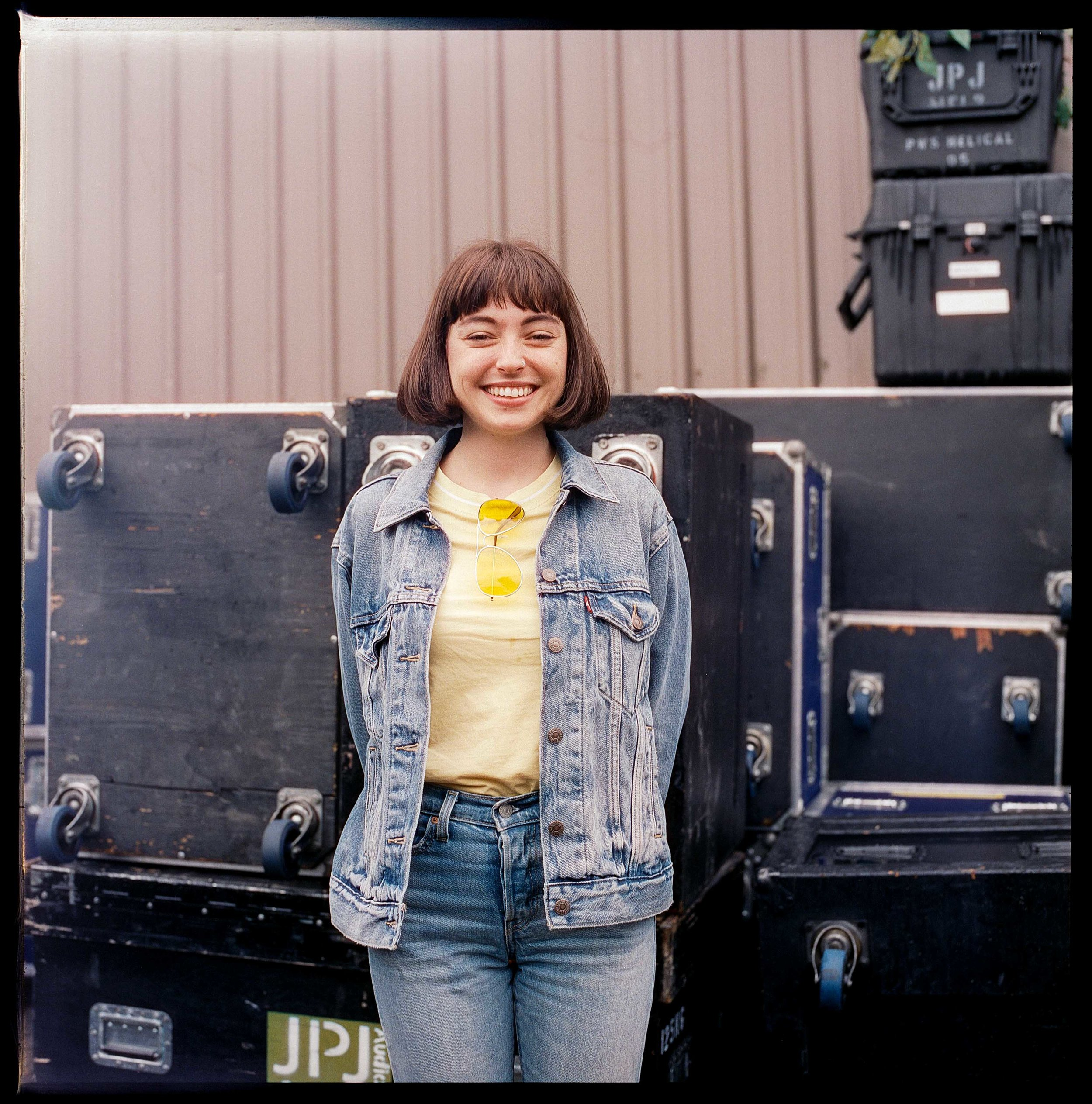 STELLA DONNELLY - FESTIVAL PORTRAIT