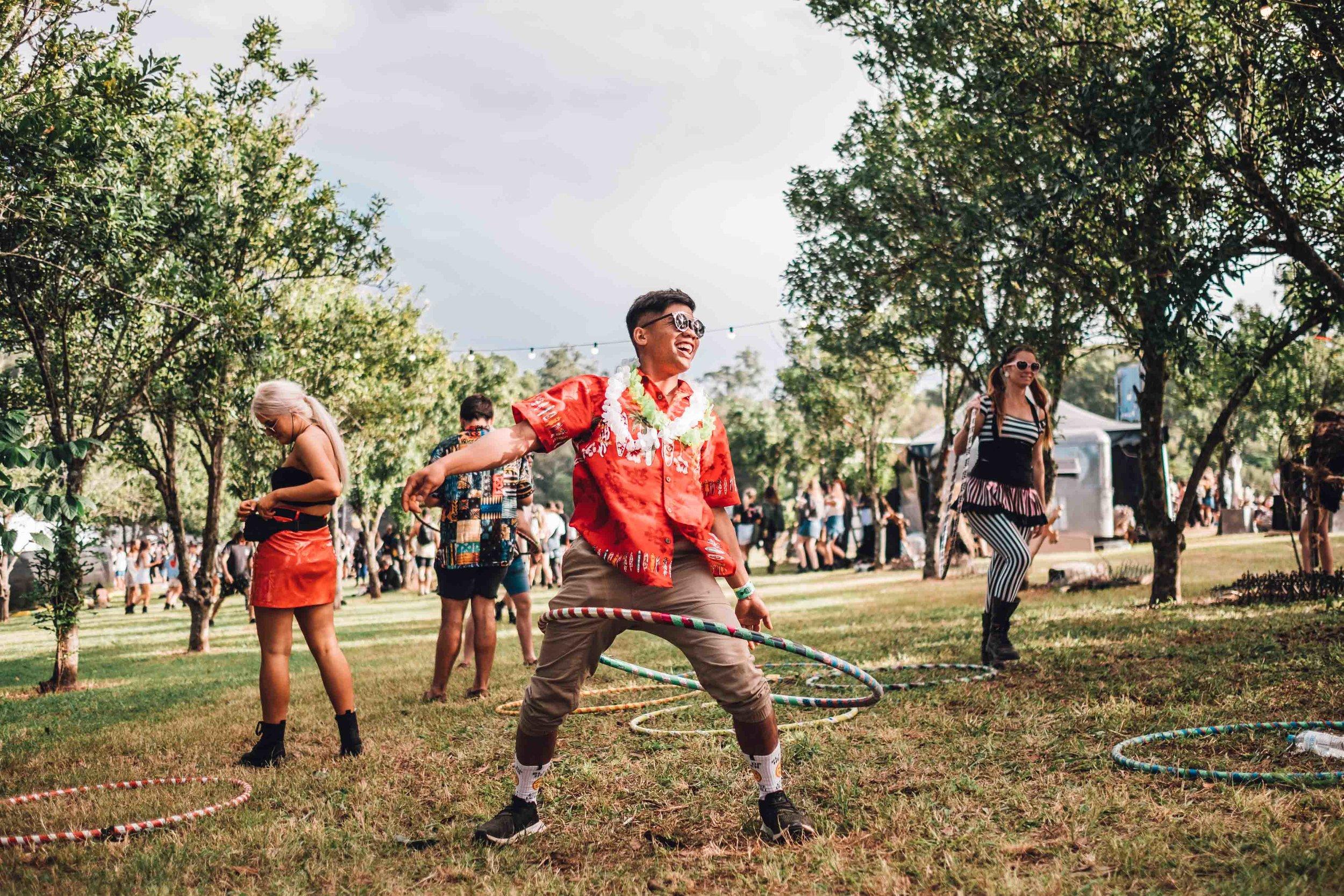 BIG PINEAPPLE MUSIC FESTIVAL -