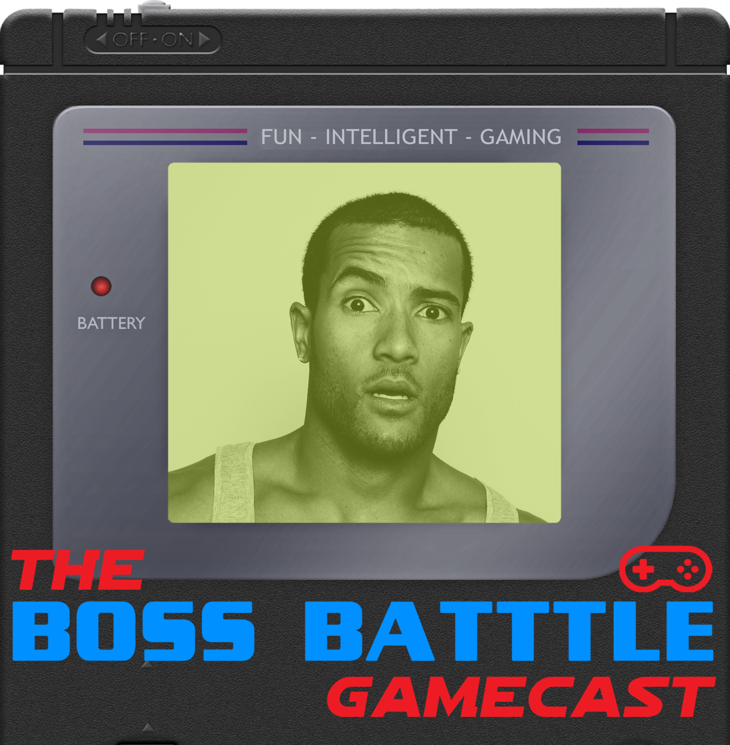 The Boss Battle Gamecast - with Host Ted Edwards - Cover Image