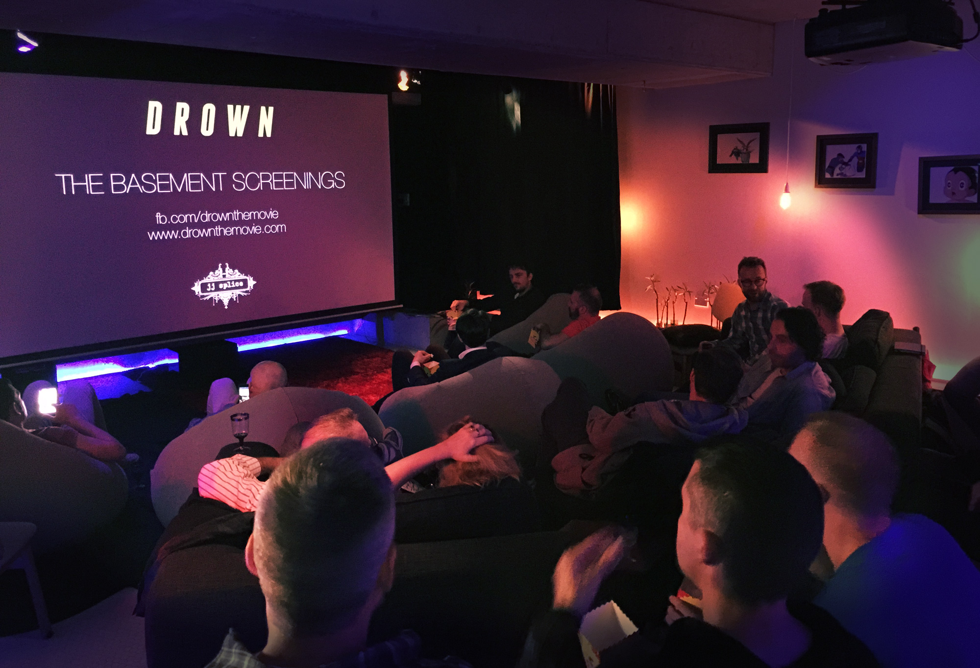 drown basement screenings