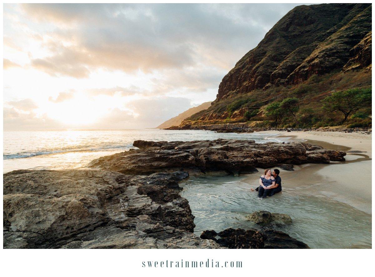 Sweet Rain Studio Makua Tidepools Waianae Oahu Hawaii Photographer