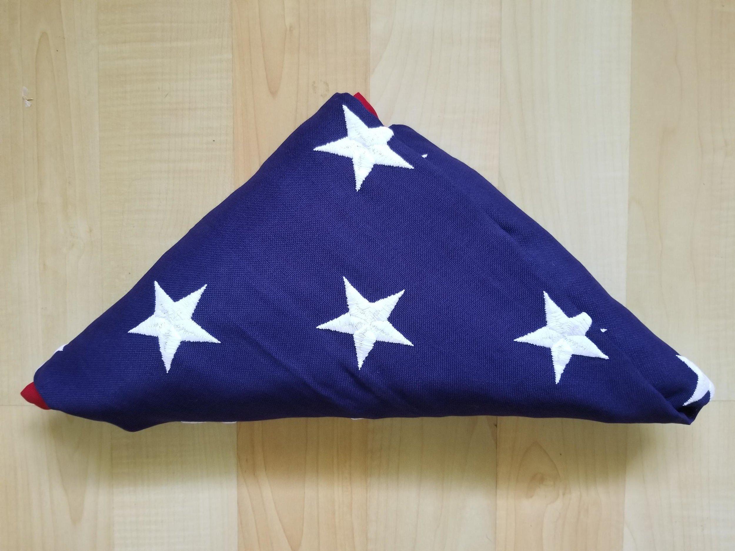MCDay-Folded Flag-14Jun19.jpg