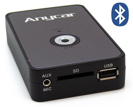 USB/SD/AUX + BT