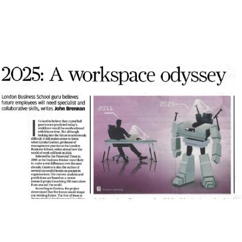 2025 a Work-Space Odyssey