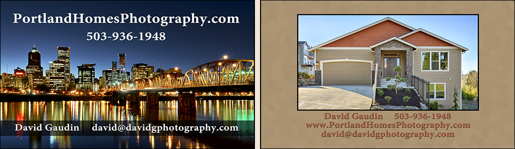 portland home photography business card 2