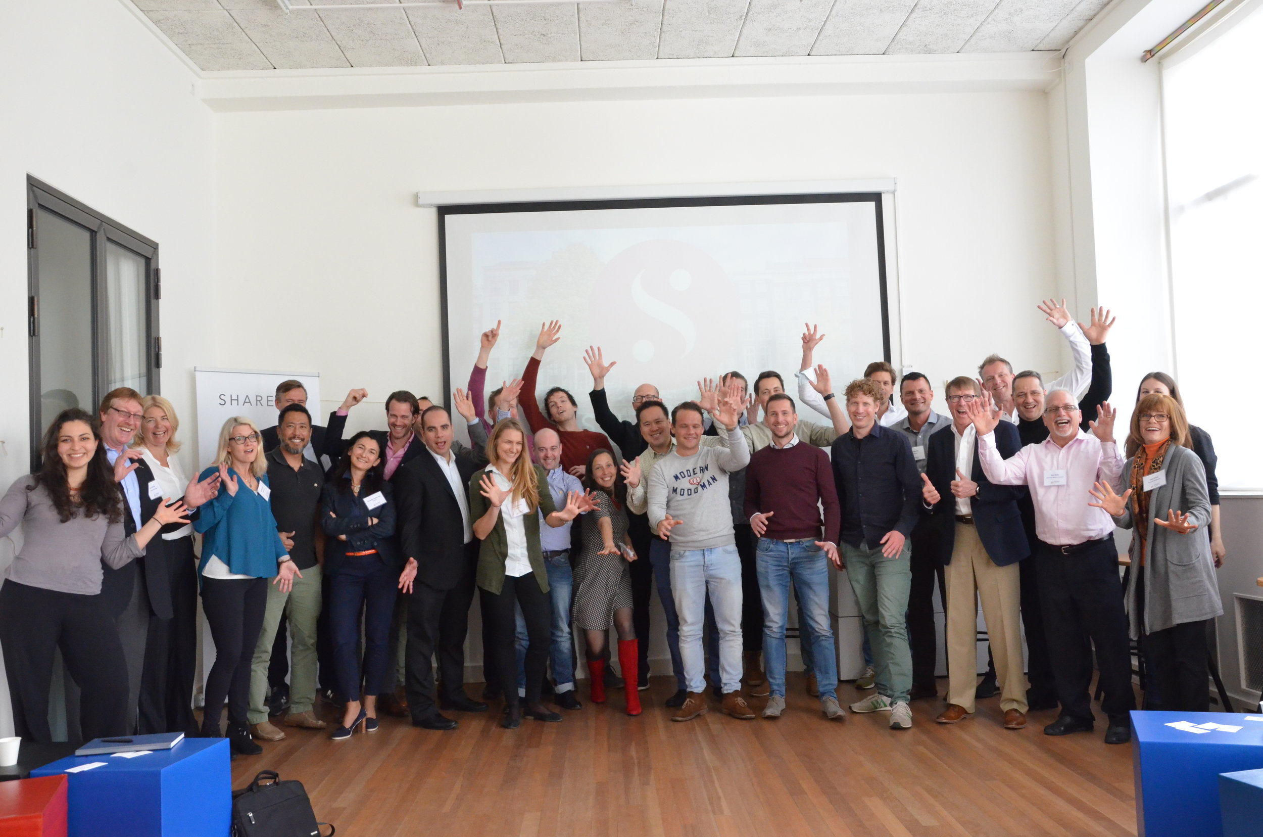 Collaborative Economy delegations trips shareNL