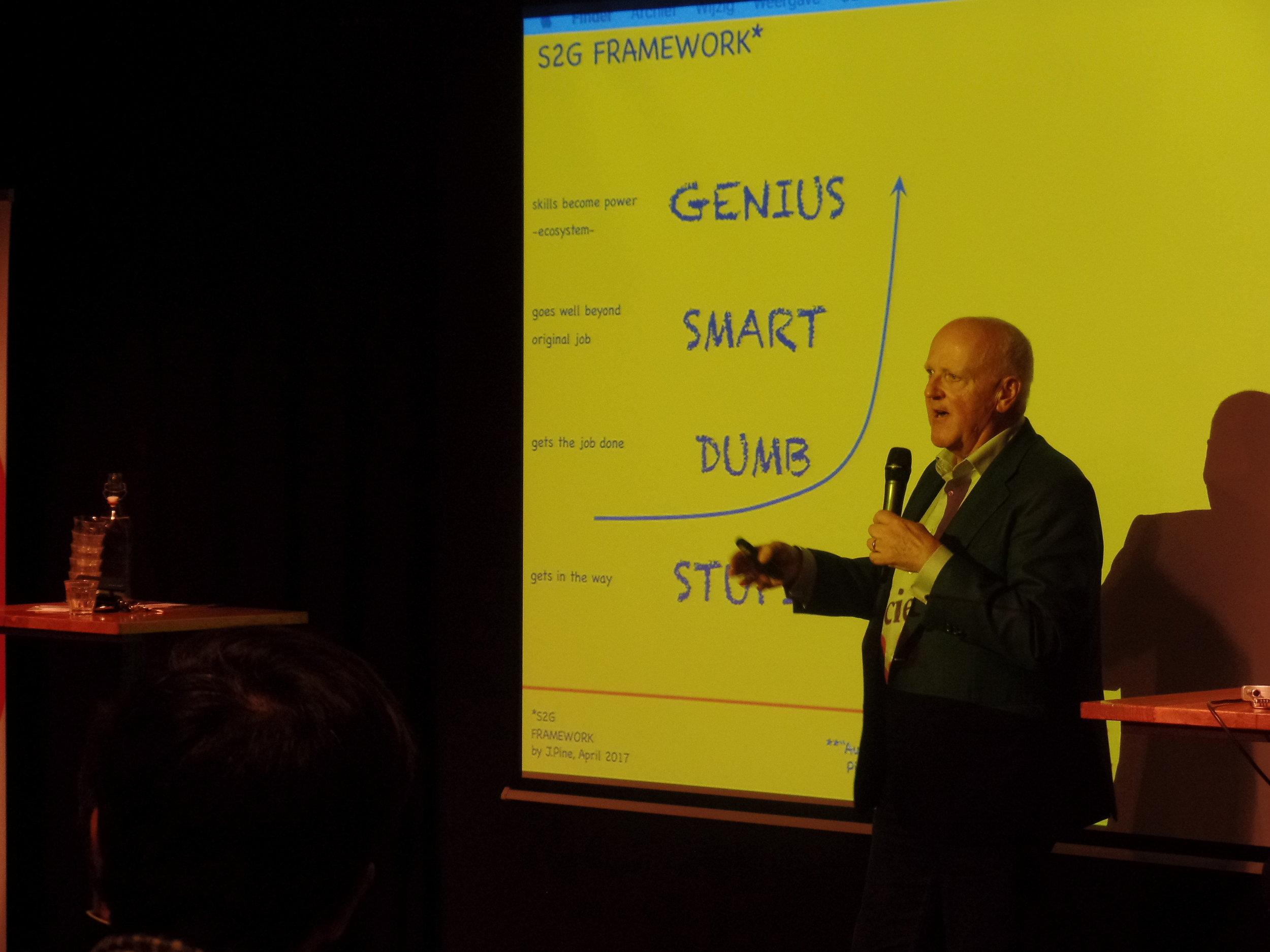 Ronald van den Hoff | co-founder Seats2Meet and Serendipity Machine