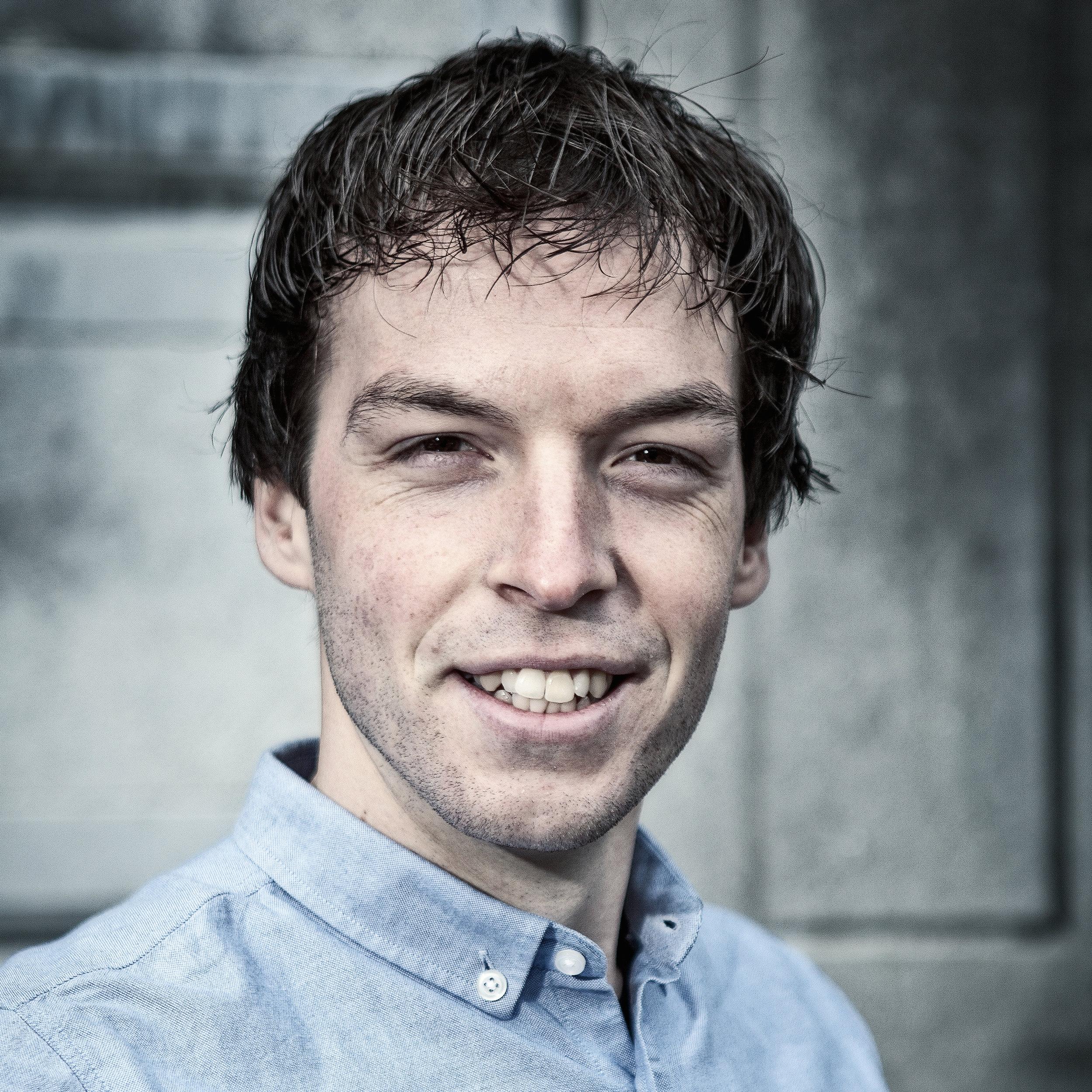 Pieter van de Glind speaker
