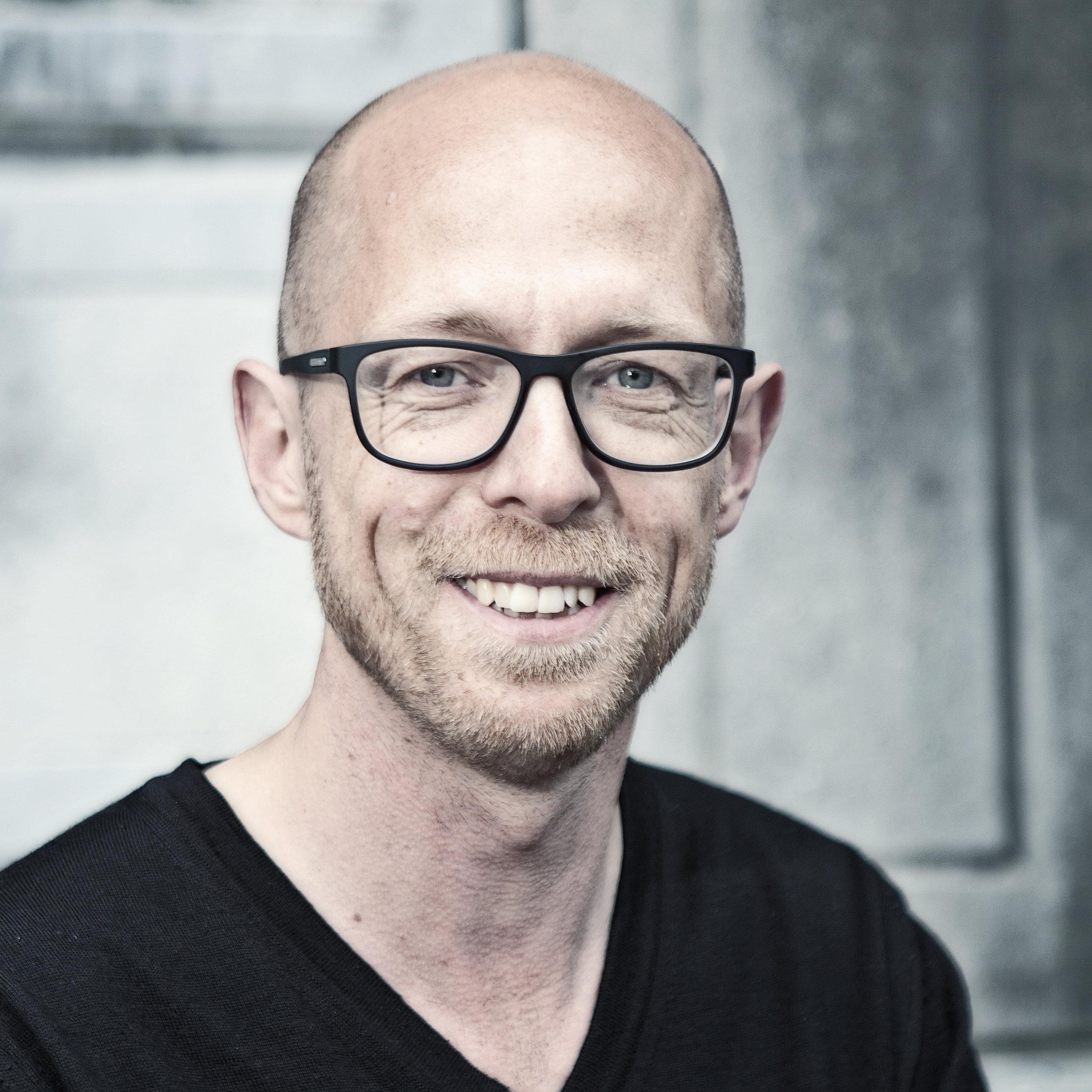 Harmen van Sprang speaker