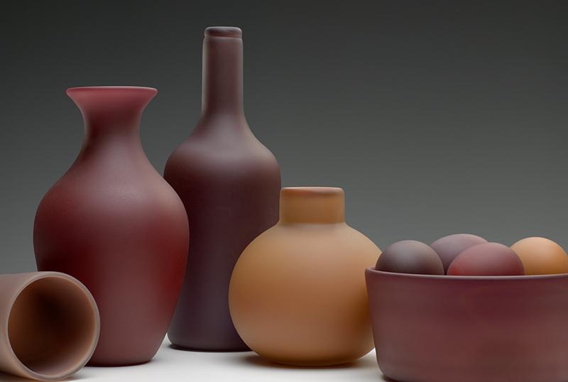 Mahogany-detail