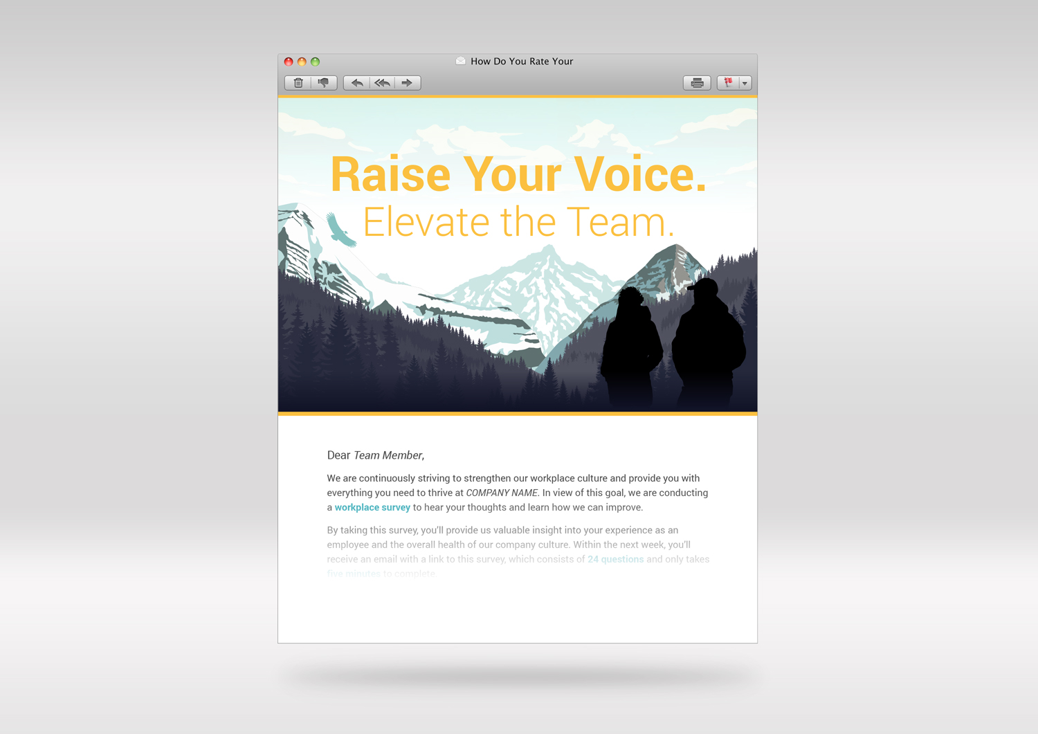 Copy of Email Design