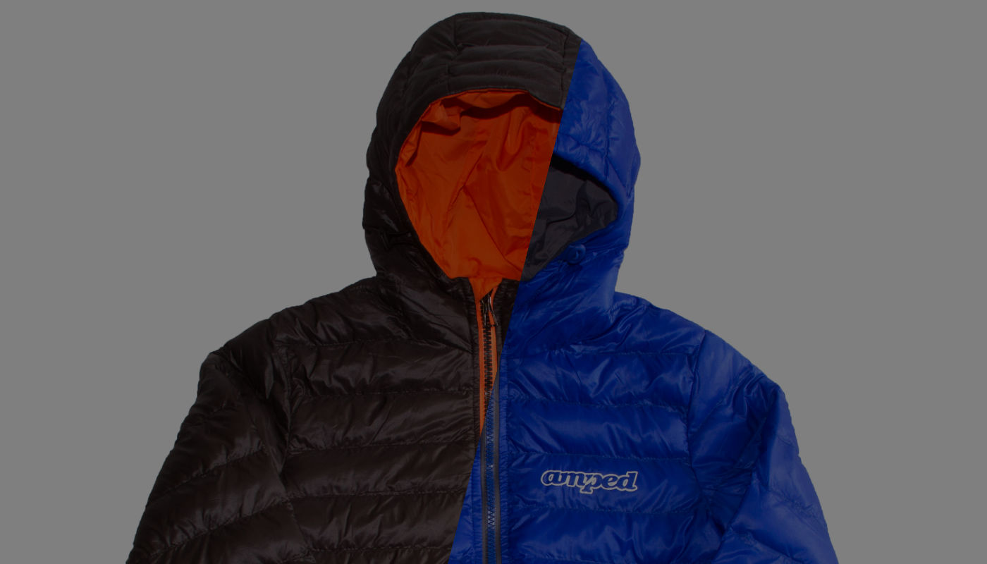 Amped   Puffer Jackets