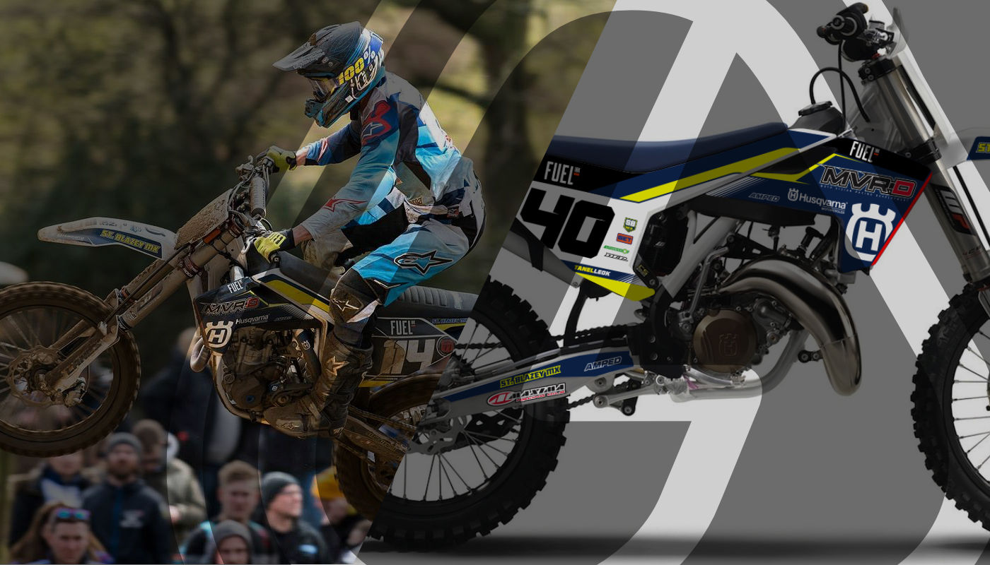 MVR-D Husqvarna   Replica Team Graphics   Shop Now
