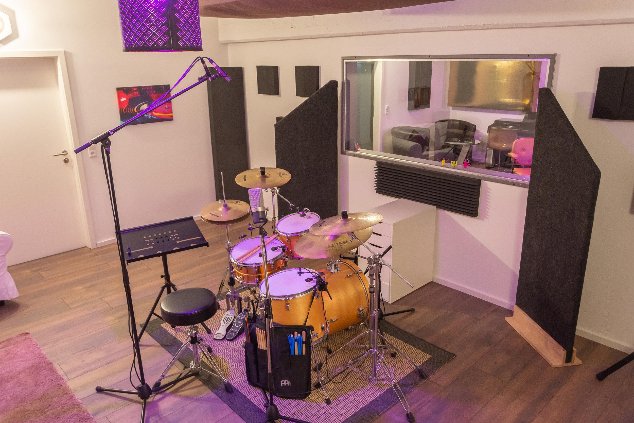 RECORDING 2, lebendige Akustik