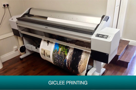 Giclee Printing at Cherry Lane Art Services