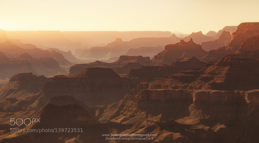 Grand Mars Canyon