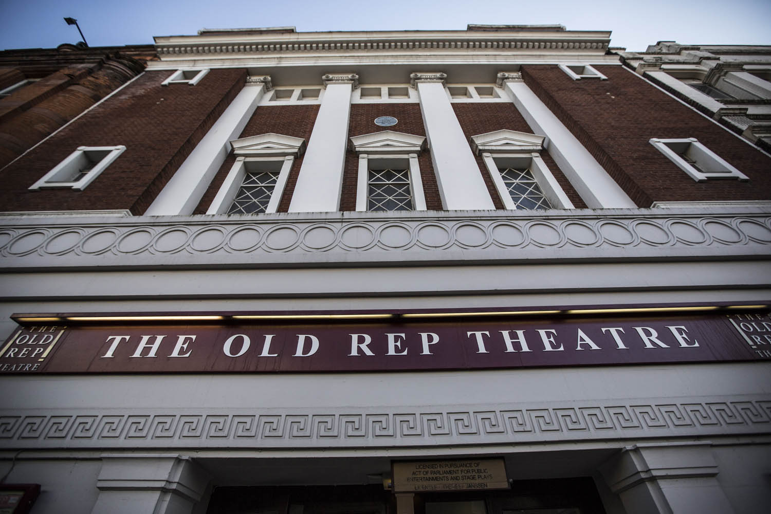 A collection of images from The Rep in Birmingham on it's 100th anniversary.