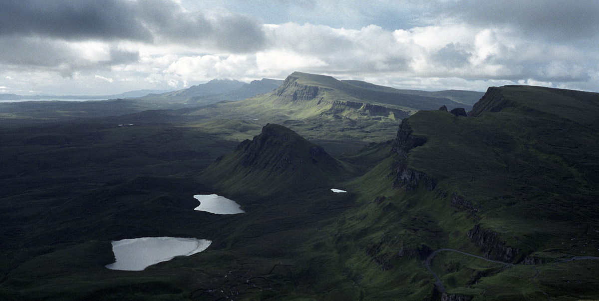 Trotternish ridge, Skye 1