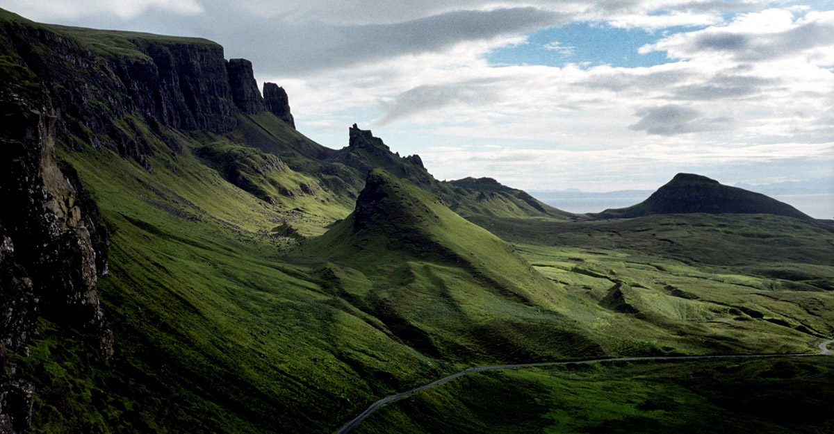 Trotternish ridge, Skye 2