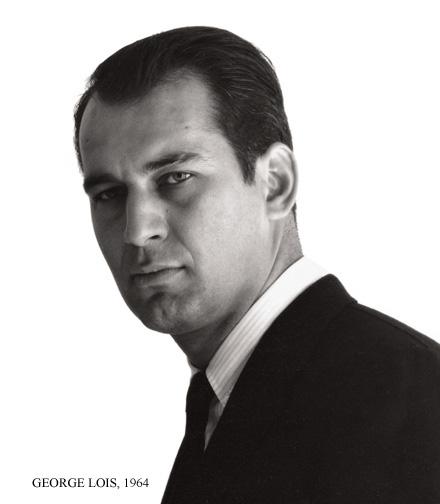 George Lois, 1964