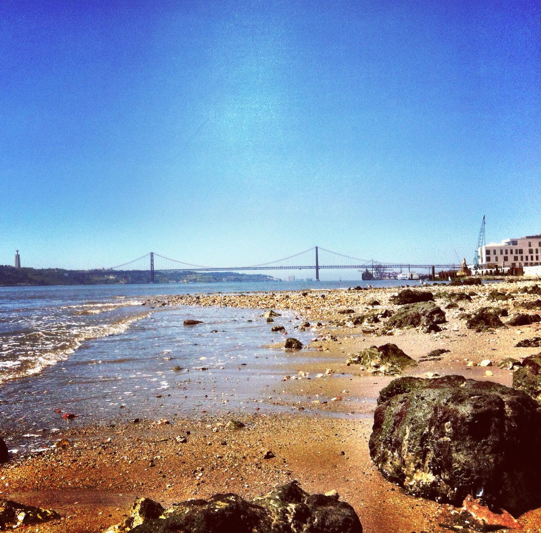 Lisboa Ponte 25 de Abril, Lissabon