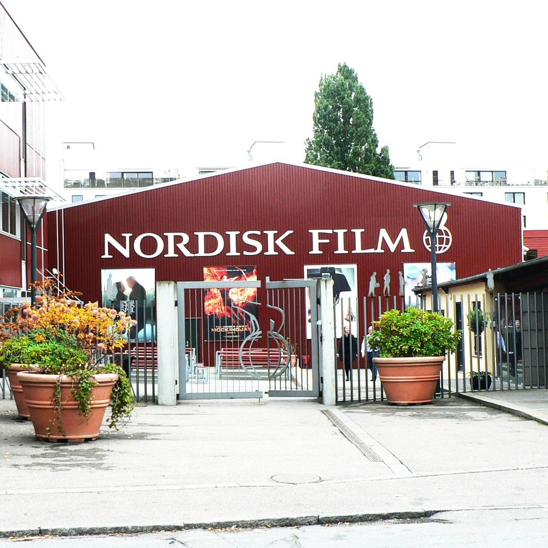 Nordisk Film rundvisning