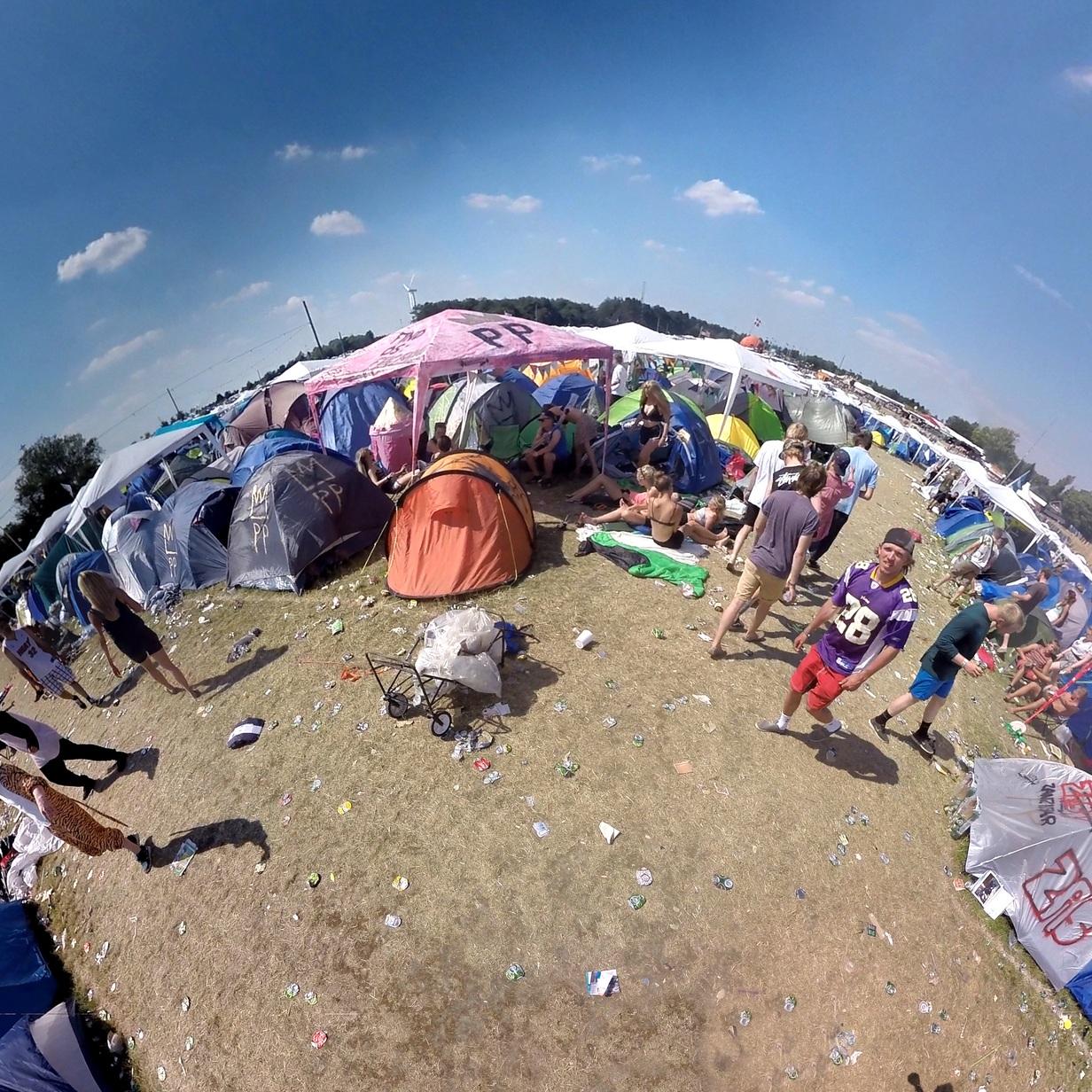 Roskilde Festival 2014 -2015