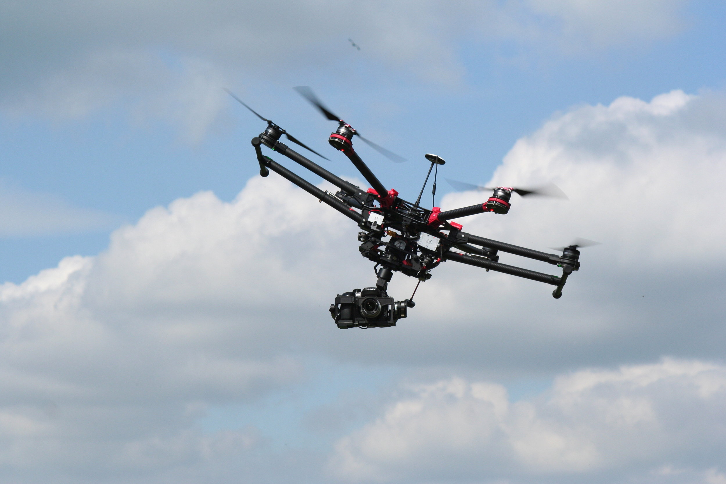 Our DJI S900