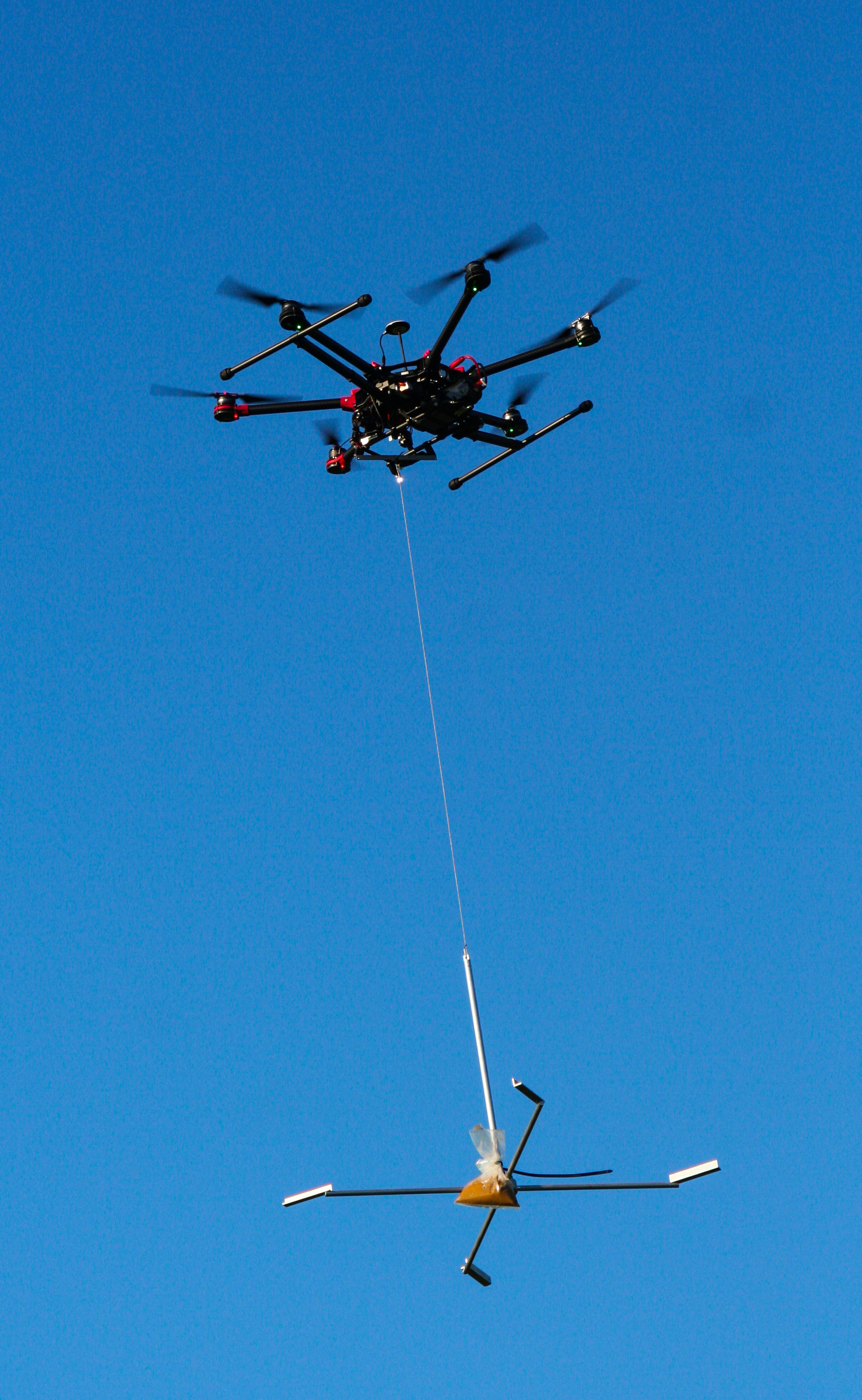 Payload test for Pyro