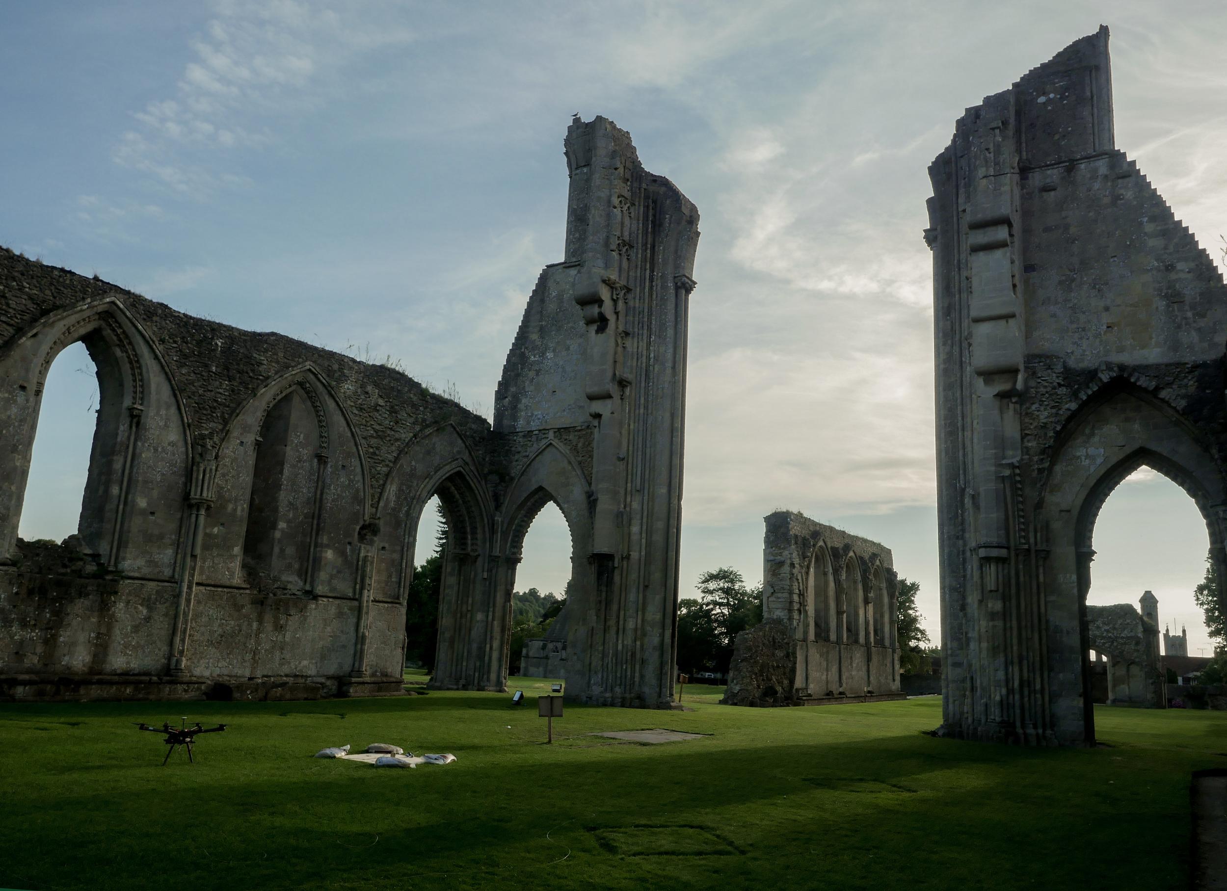 Glasonbury Abbey