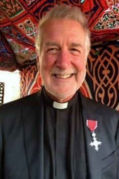Rev Colin Coward MBE