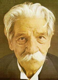 Theologian Albert Schweitzer