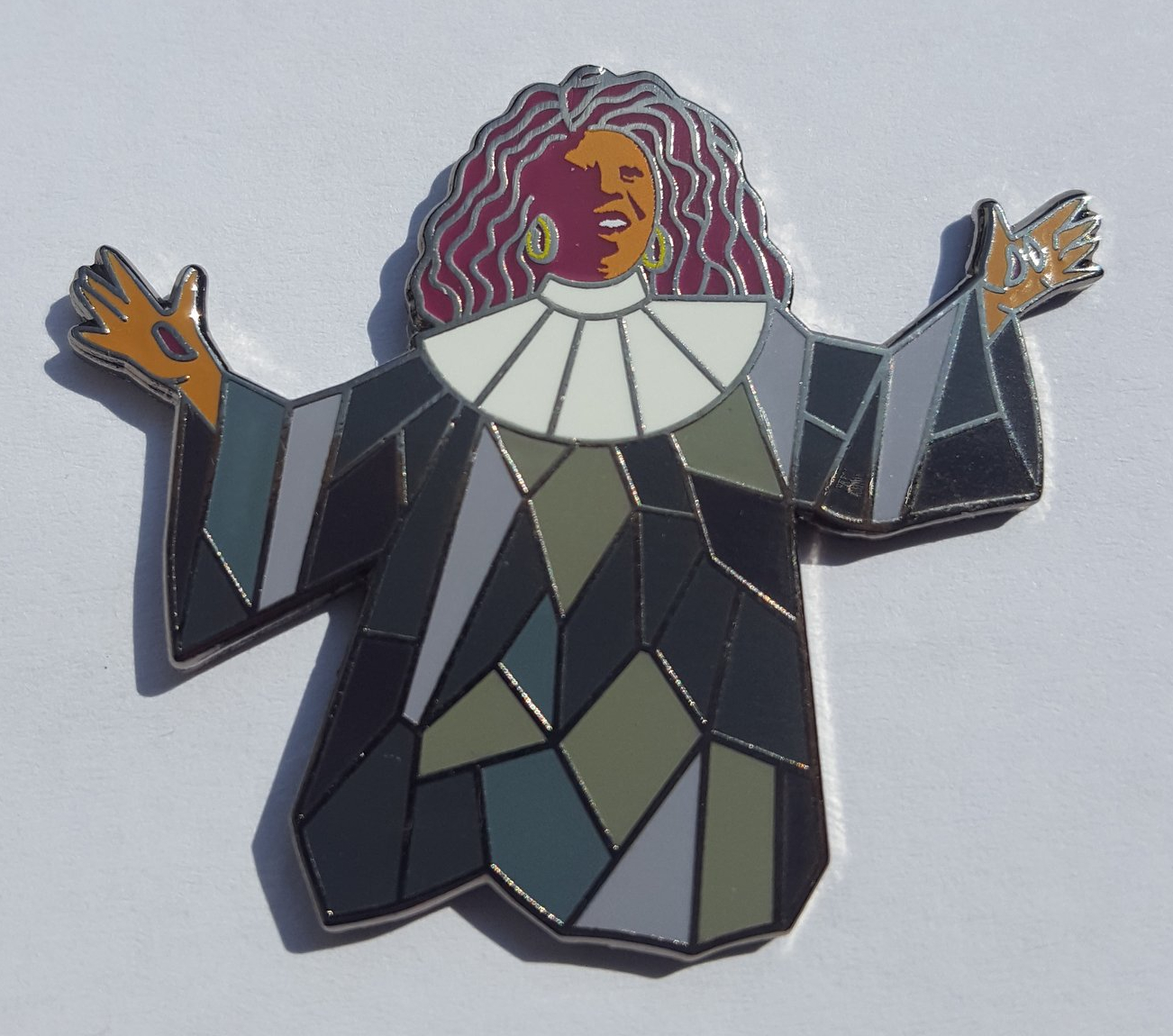 THe Amazing WhooPI Badge -  Buy here!